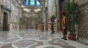 Ватикана папски апартаменти