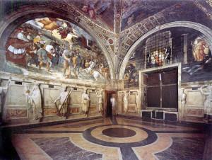 рафаелло ватикана