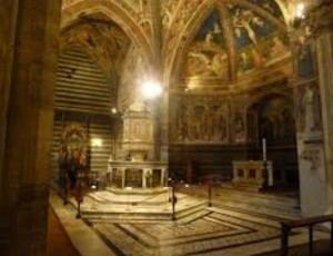 Baptistery of Siena tours