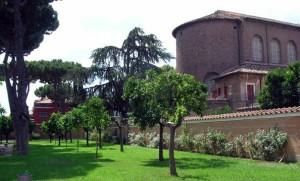 Basilica Santa Sabina Rome car tour