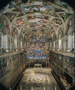 Cappella Sistina - Vaticano