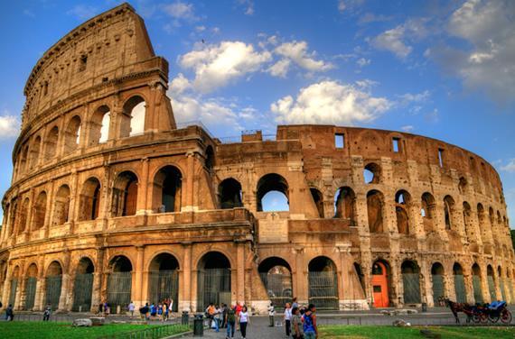 Colosseum Rome private tour