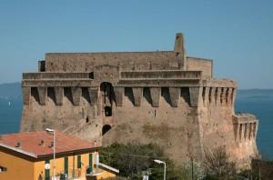 Porto Santo Stefano - Toscana - Fortezza Spagnola - Car tours Tuscany rusrim.com