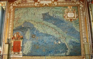 Italy - THE GALLERY OF MAPS - Vatican museum tours