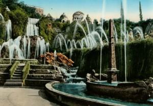 La Rometta - Fontana - Tivoli car tour