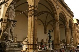 Loggia dei Lanzi - Firenze - Tuscany private guide