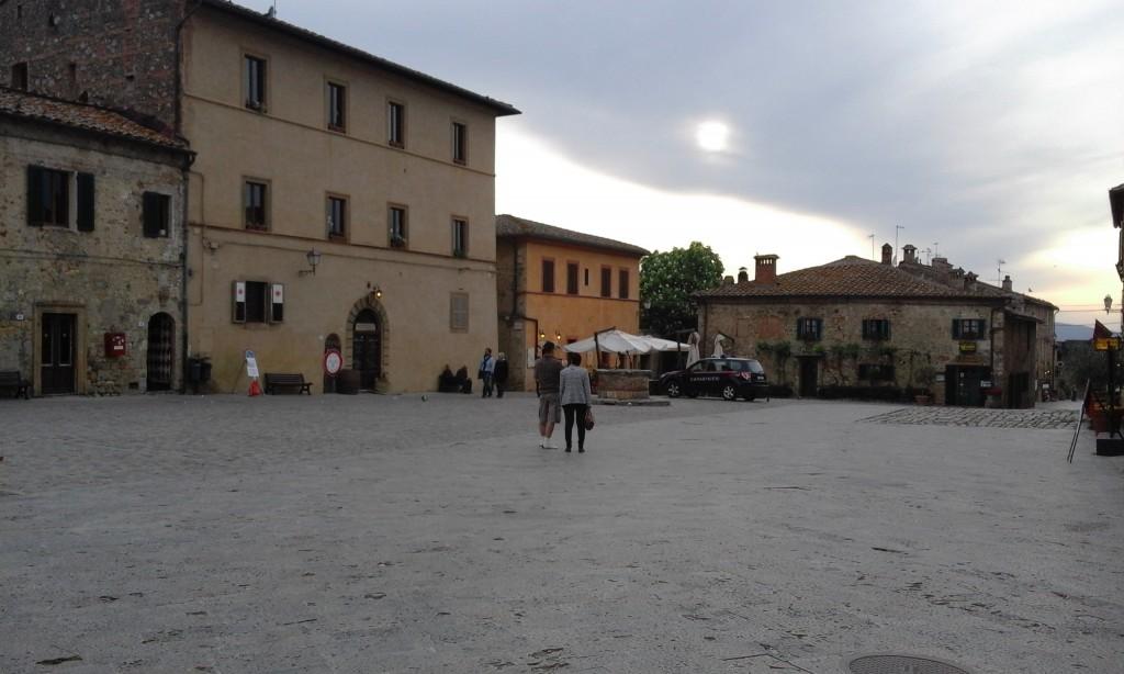 Monteriggioni SI