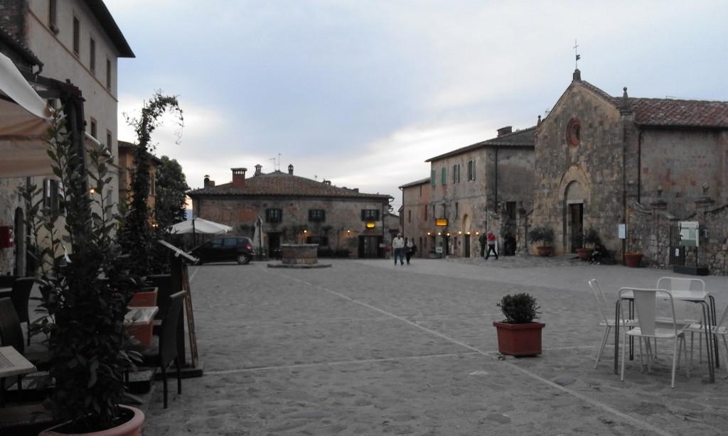 Monteriggioni car excursion