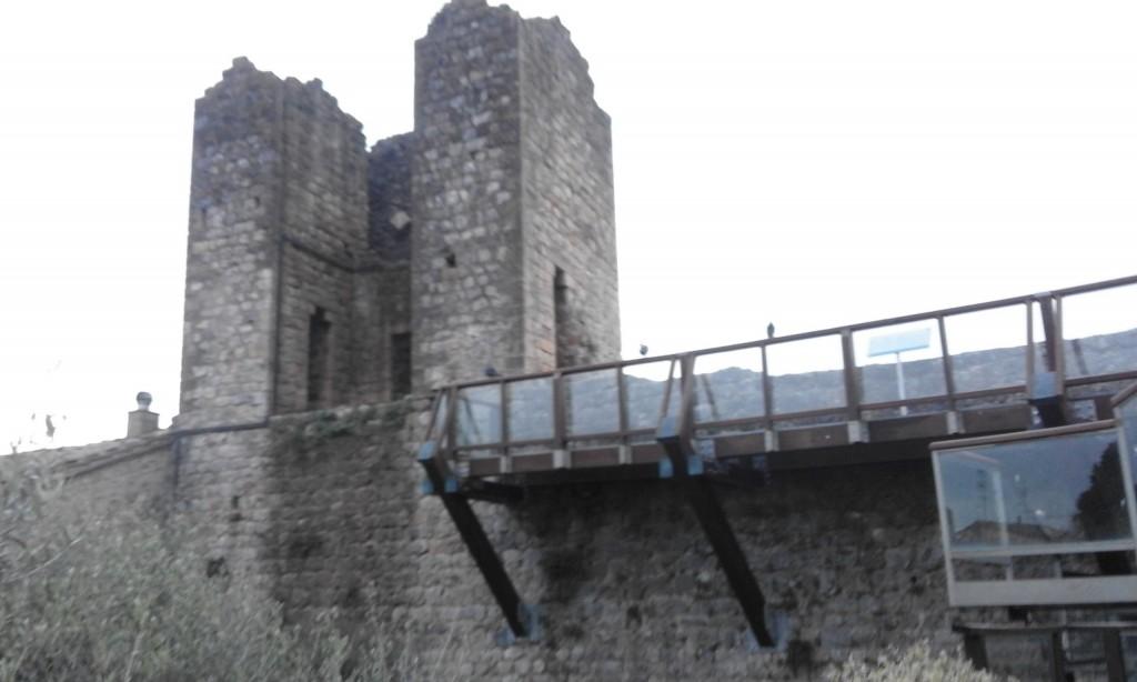 Monteriggioni mura