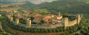 Monteriggioni prov SI
