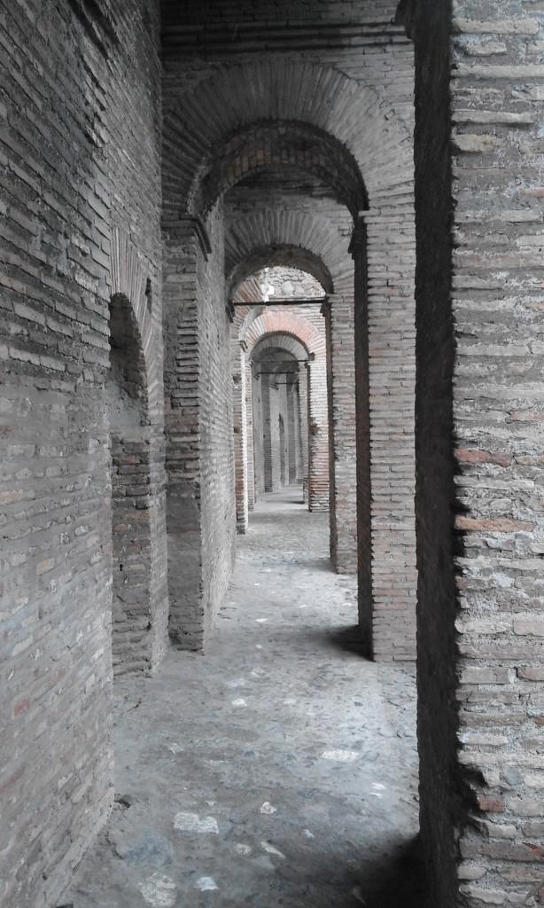 Museo delle Mura private tour of Rome
