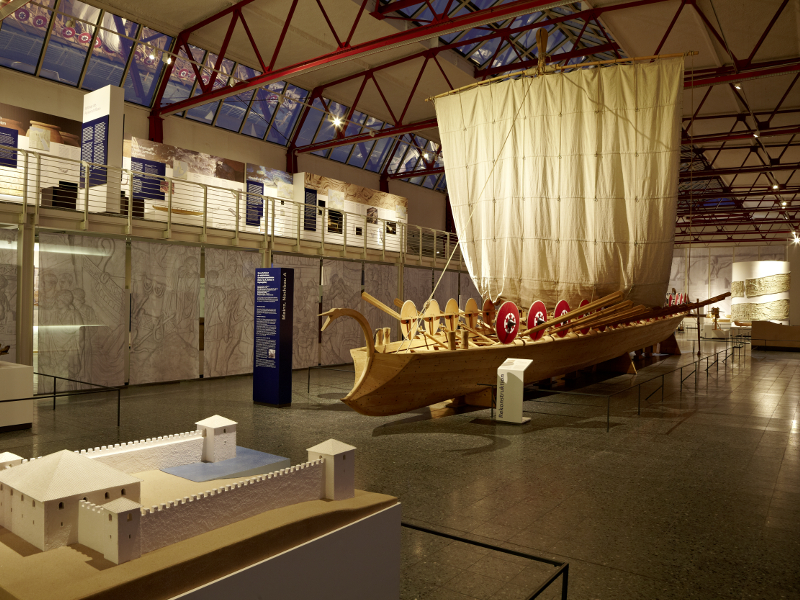 Museum of the Roman Ships