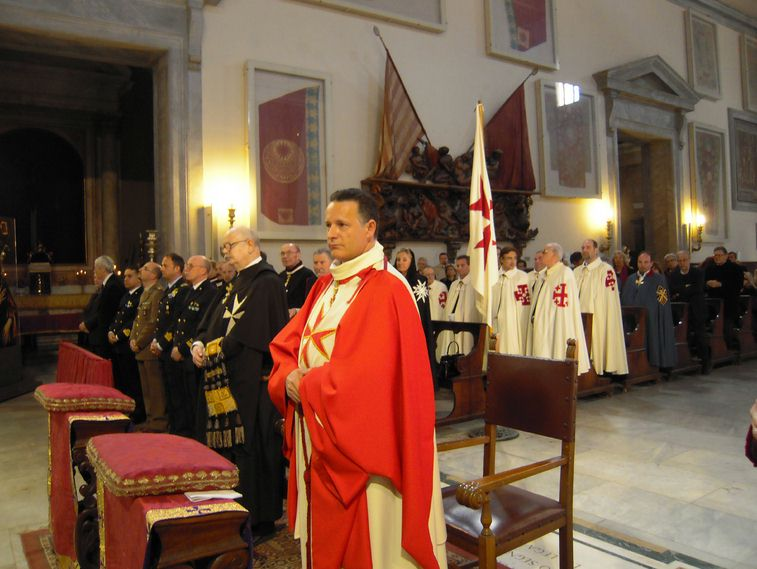 Order of Malta - Rome private tour