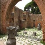 Ostia antica car tour