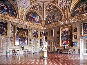 Palazzo Pitti - Florence tour