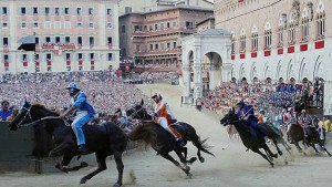 Palio Siena car excursion