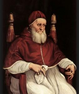 Papa - Giulio II - Vaticano