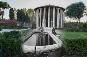 Private tour of Rome Piazza bocca della verita