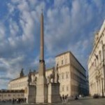 Quirinale Roma - Presidential palace in Italy
