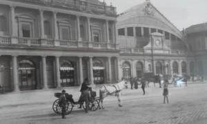 Roma old Termini Station
