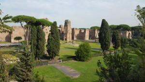 Terme di Caracalla - Aventino - Rome private tour