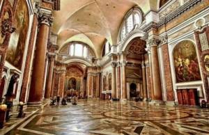 Rome Car tours - Santa Maria degli Angeli