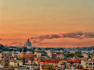 Rome private evening tour