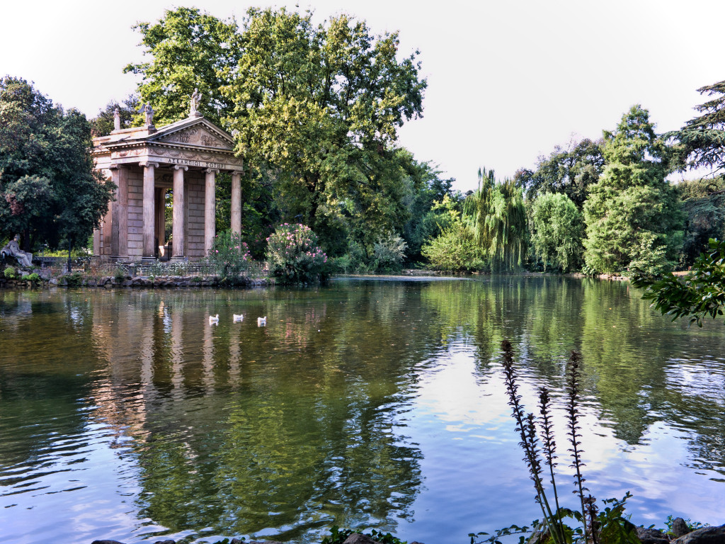 Villa Borghese - Rome private tour