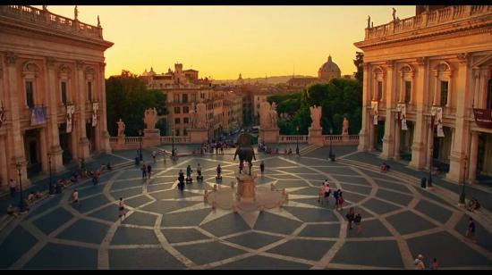 Rome private tour - piazza del campidoglio rome
