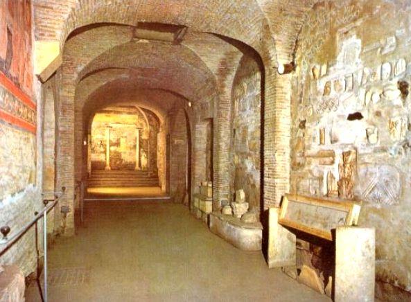 Rome private tour - san clemente