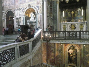 Rome private tours - Arcibasilica di San Giovanni in Laterano