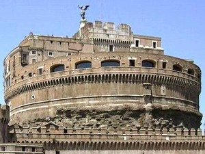 Saint-angels-castle-Rome-private tours