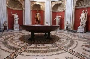 Sala Rotonda - Vaticano tour