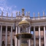 San Pietro - Colonnata - Vatican private guide