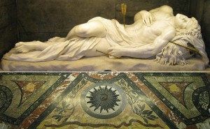 San Sebastiano Catacombe - Rome private tours