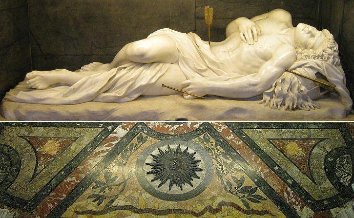 San Sebastiano Catacombe - Rome private tours