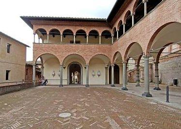 Santa Caterina Siena Tuscany tours