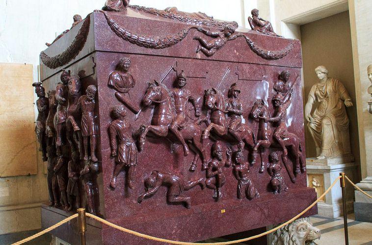 Sarcofago di Sant Elena - Madre di Costantino