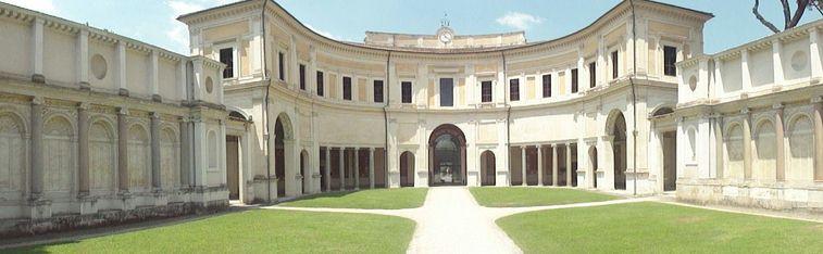Villa Giulia Museo Etrusco Roma