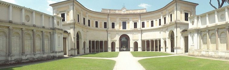Villa-Giulia-Museum-Rome car tour