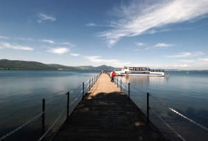 Vip Private tour from Rome to Bracciano lake