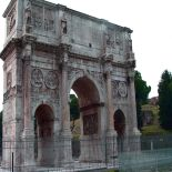 Arco diCconstantino - Costantin arch in Rome