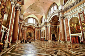 basilica-santa-maria-degli-angeli-Rome private tour