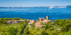 bolsena lake Private tour