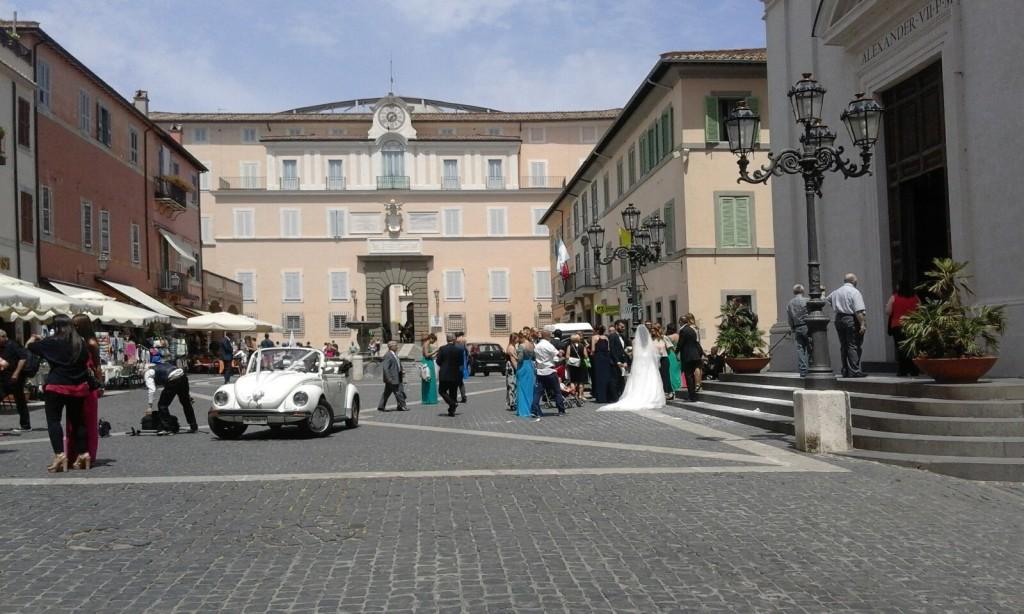 castel gandolfo private tour