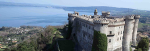 Private tour of the lakes and castles around Rome