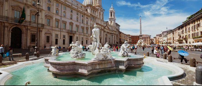 navona square - Rome private tour