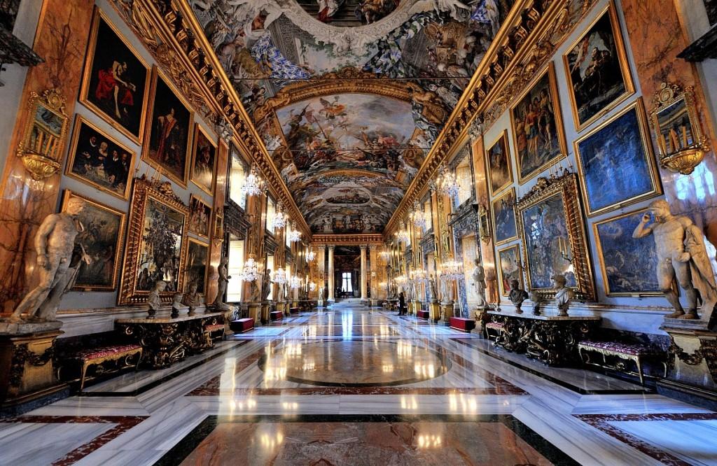 palazzo colonna Rome private tours