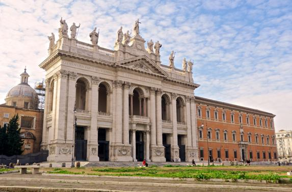 saint John Rome private tour