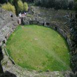 sutri anfiteatro